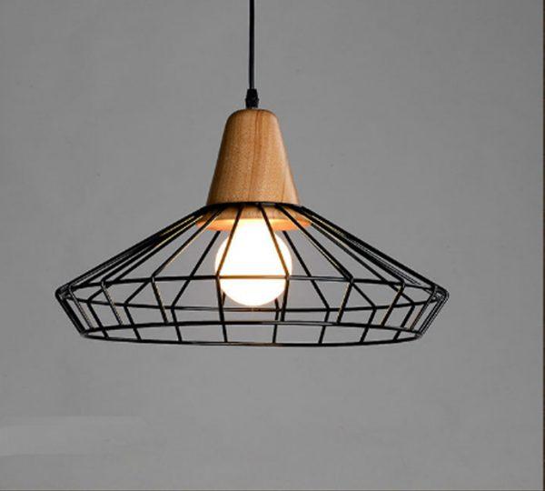 מנורה מעוצבת דגם רובי