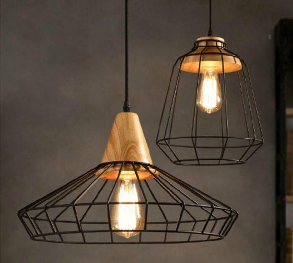 מנורה תלויה דגם רובי