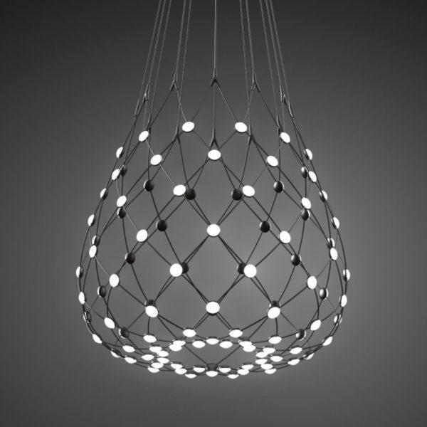 עיצוב מקצועי גוף תאורה- MESH