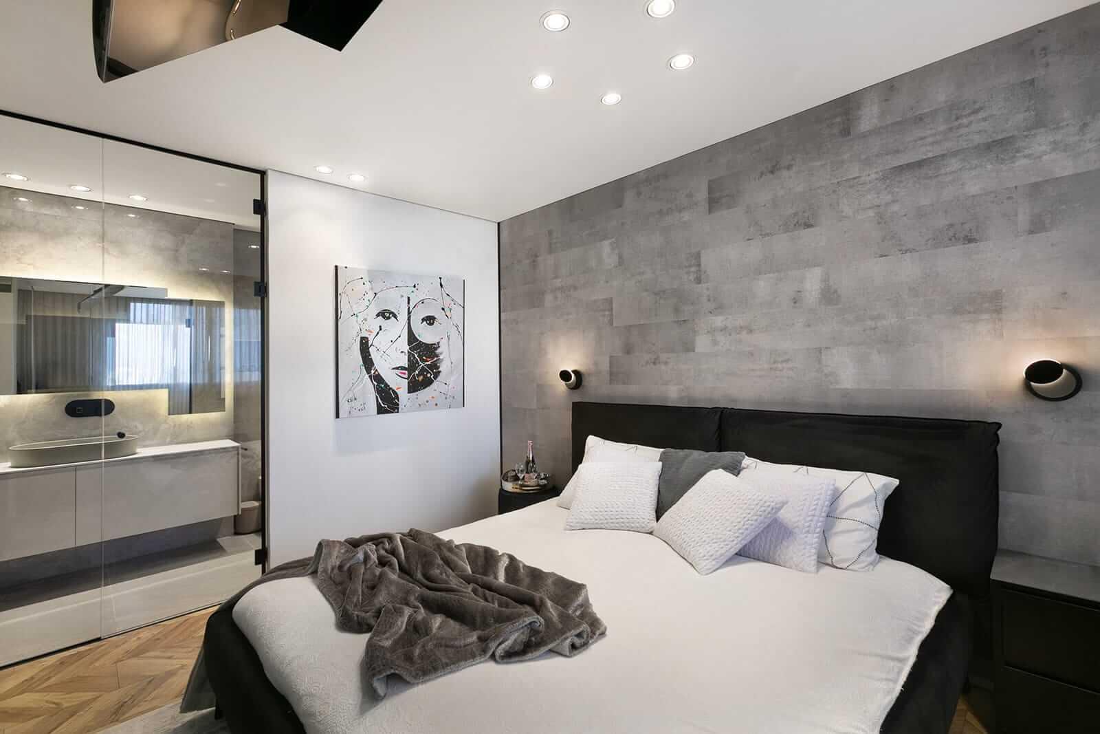 מנורות מעוצבות לחדר שינה