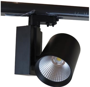 תאורה מקצועית דגם HIRO שחור