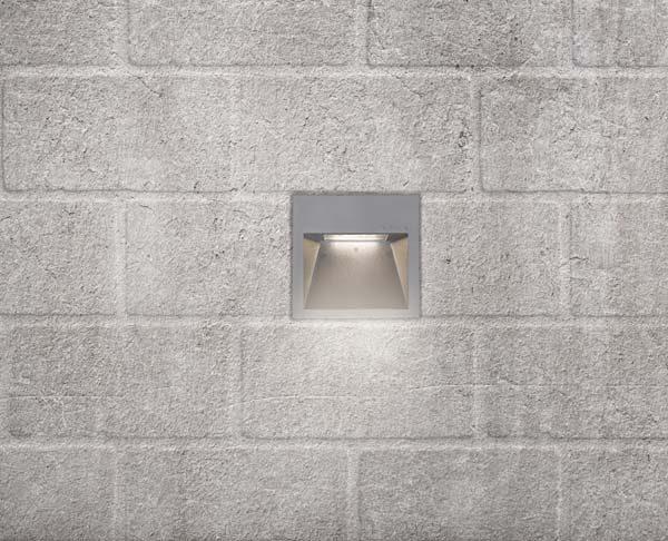 תאורה שקועה דגם בריקס
