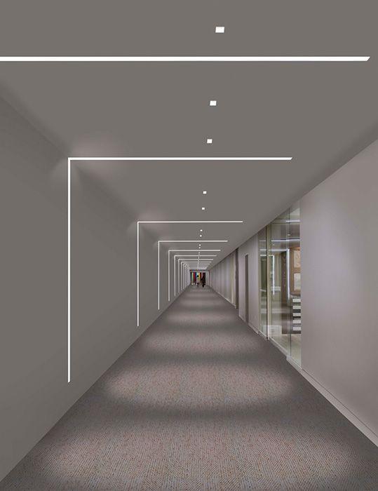 פרופילי תאורה לכול אתגר אדריכלי