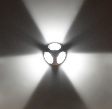 תאורת צמודה לקיר דגם ג'ורדי
