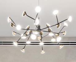 תאורה מעוצבת -GERANIUM