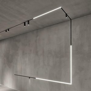 METRO – מערכת תאורה מגנטית