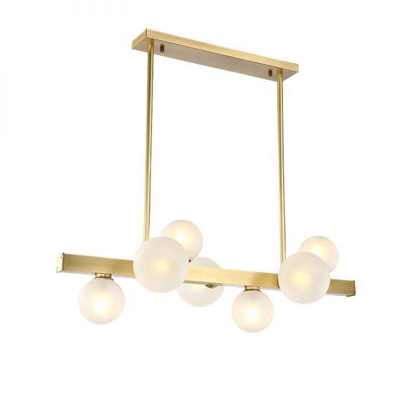 תאורה צבע זהב דגם FRINZA