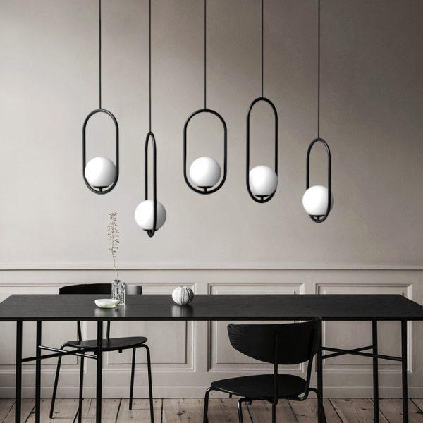מנורות תליה דגם DOLI