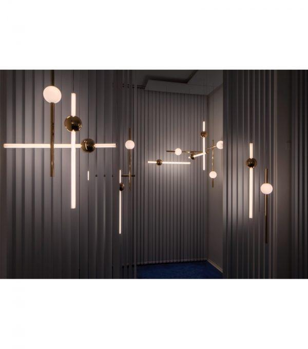 מנורה בעיצוב מודרני דגם שרביט