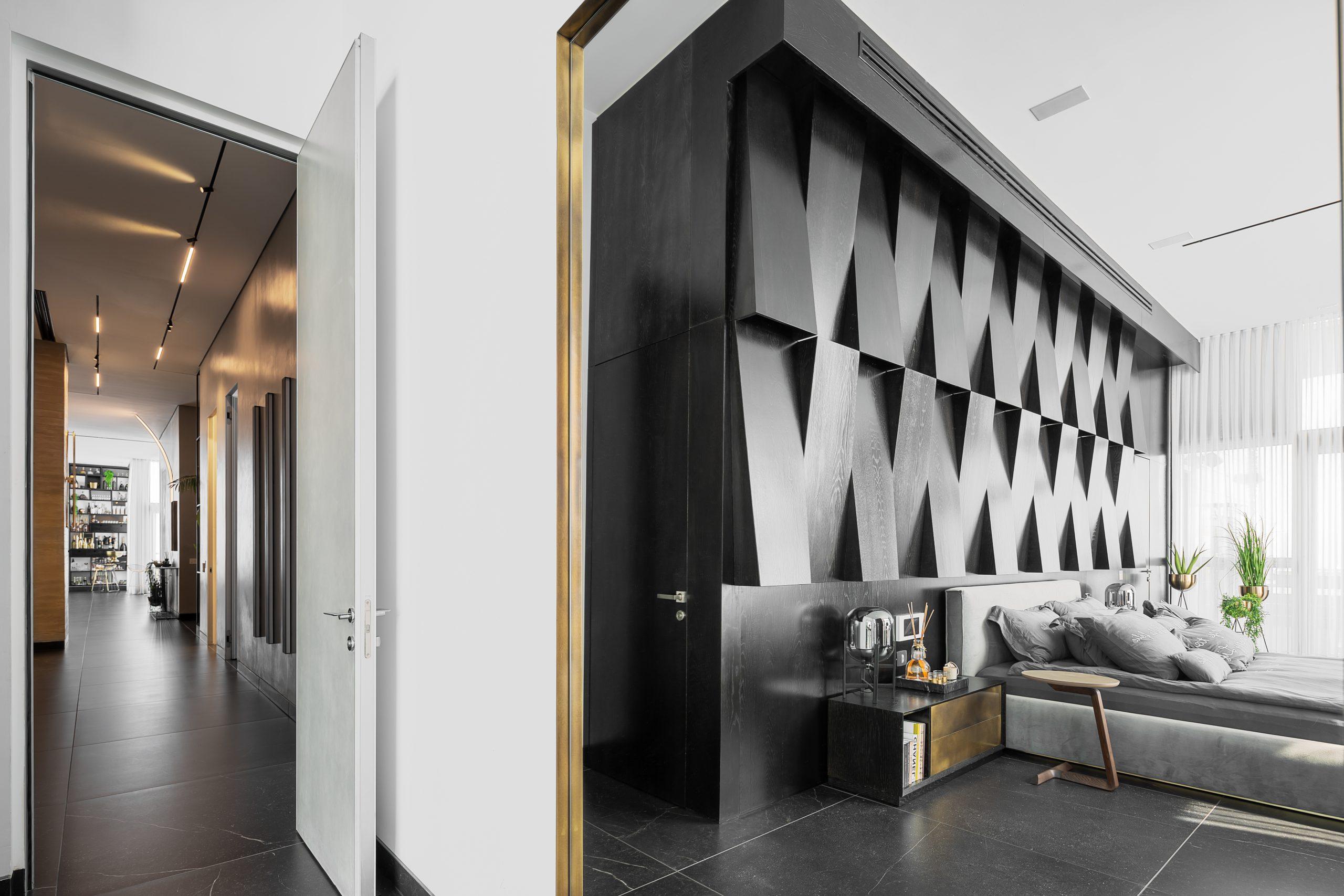 עיצוב אדריכלי בשילוב תאורה מקצועית