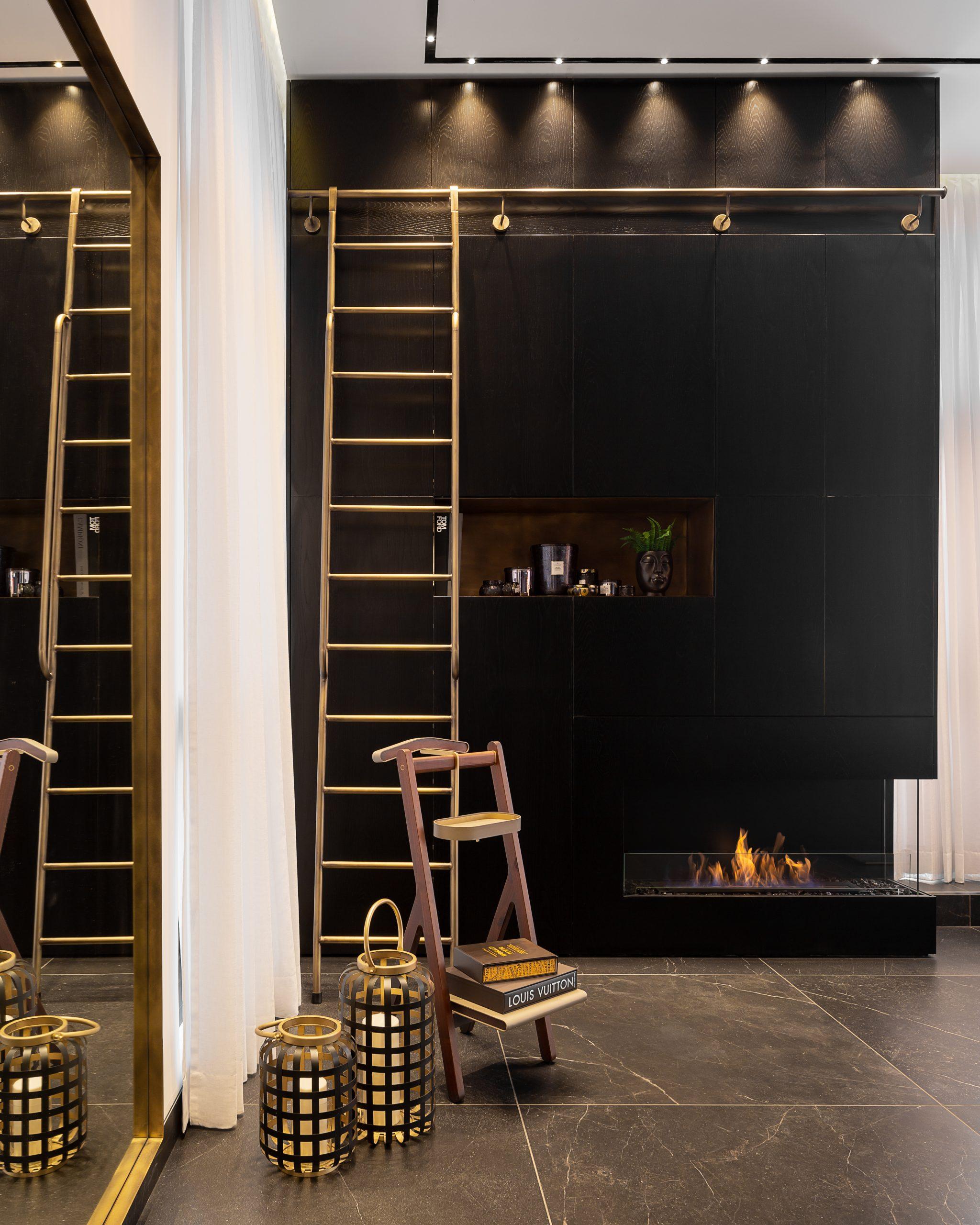 עיצוב אדריכלי ומודרני ל וילה באשקלון